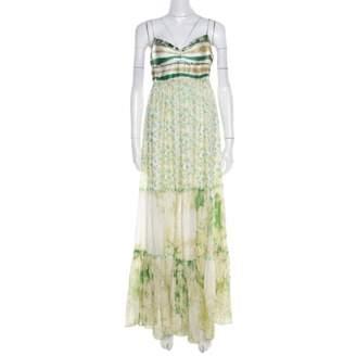 N. Class Cavalli \N Green Polyester Dresses