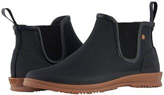 Bogs Sweetpea Boots (Black) Women's Rain Boots