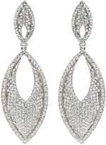 Mikey Large Eclipse Studded Drop Earring