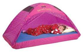 Pacific Play Tents Secret Castle Bed Tent for Twin Bed