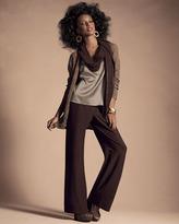 Eileen Fisher Stretch-Silk Shell