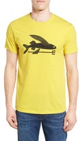 Patagonia Men's Flying Fish Slim Fit Graphic T-Shirt