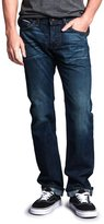 Victorious Men's Straight Fit Selvedge Jeans - 36 (Made in USA)