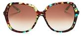 Kate Spade Jonell Butterfly Sunglasses, 58mm
