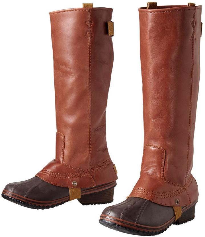 Sorel Slimpack Riding Boots