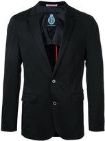 GUILD PRIME classic blazer - men - Cotton - 1