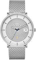 Skagen Men's Solar Hald Stainless Steel Mesh Bracelet Watch 40mm SKW6278