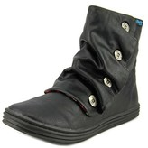 Blowfish Rabbit Women Round Toe Synthetic Black Boot.