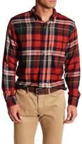 Weatherproof Brushed Flannel Regular Fit Shirt