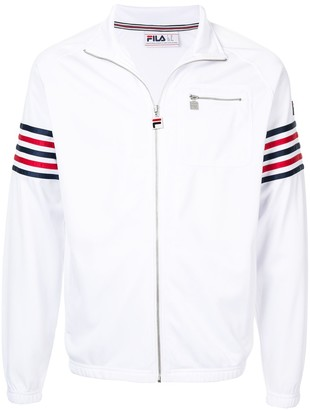 Fila Striped Sleeve Sports Jacket