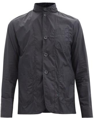 Herno Patch-pocket Technical Jacket - Navy