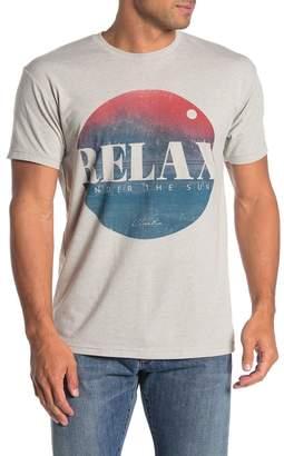 Kinetix Relax Under the Sun Graphic T-Shirt