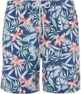 Howick Men's Jungle Leaf Print Swim Short