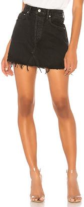 AGOLDE Quinn High Rise Skirt. - size 27 (also