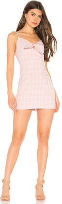 superdown Montana Tie Front Dress