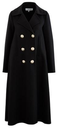 Loewe Wool and cashmere coat