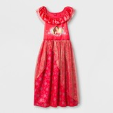 Elena of Avalor Girls' Nightgown - Red