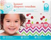 The Honest Company Girl Diaper Club pack, Chevron & Cherries