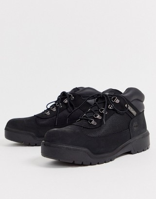 Timberland level two field boot in chukka black