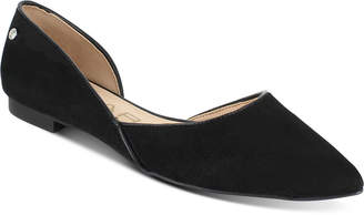 Tahari Girls Izabelle D'orsay Flats Women Shoes