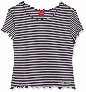 S'Oliver Girl's 66.904.32.5545 T-Shirt