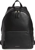 Burberry 'Abbeydale' Leather Backpack