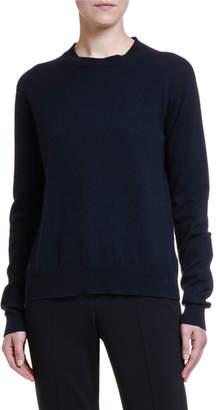 Giorgio Armani Alashan Cashmere Sweater, Blue