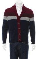 Rag & Bone Shawl Collar Wool-Blend Cardigan
