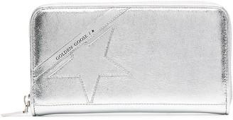 Golden Goose Star Patch Wallet