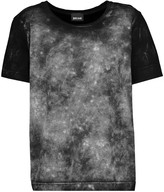 Just Cavalli Printed cotton T-shirt