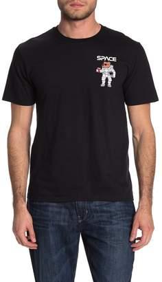 Riot Society Space Bear Crew Neck T-Shirt