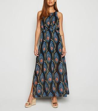 New Look Mela Paisley Floral Maxi Dress