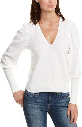 Joie Ula Linen-Blend Sweater