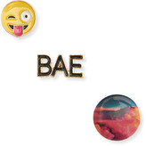Hey Bae Pin 3-Pack