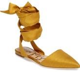 Sam Edelman Brandie Lace-Up Flat (Women)