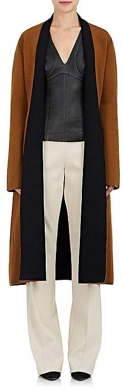 Narciso Rodriguez Women's Compact-Knit Coat
