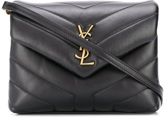 Saint Laurent Toy Loulou crossbody bag