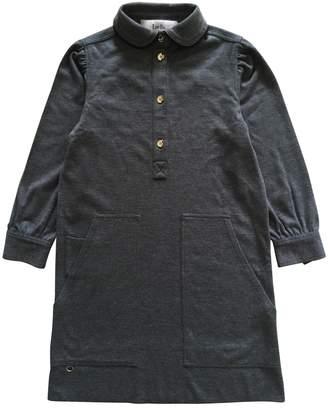 Luella Grey Wool Dress for Women