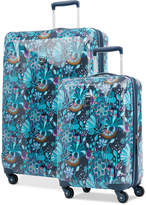 Atlantic Infinity Lite 3 Lotus Temple Hardside Luggage Collection, Created for Macy's