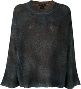 Avant Toi large jumper - women - Silk/Cashmere/Merino - S