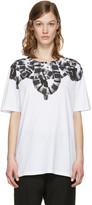 Marcelo Burlon County of Milan White Olimpia T-shirt