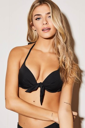 Ardene Knotted Push-Up Bikini Top
