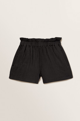 Seed Heritage Cheesecloth Shorts