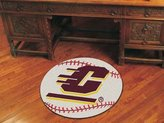 Fanmats Central Michigan University Baseball Rug