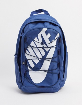 Nike Hayward 2.0 backpack in navy