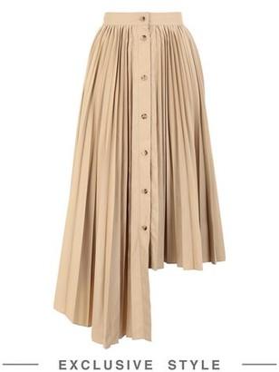 JW ANDERSON x YOOX Long skirt