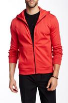 HUGO BOSS Dess Hooded Zip Sweater