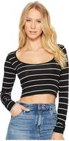 Billabong This Much Knit Top Women's Clothing
