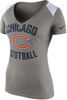 Nike Women's Chicago Bears Stadium Football T-Shirt