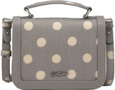 Cath Kidston Button Spot Tiny Embossed Lucky Bag with Handle
